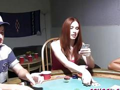 A Poker Game Where Anything...