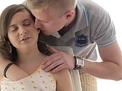 LustHD  Russian Teen Gets A...