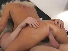 Amateur couple having good sex