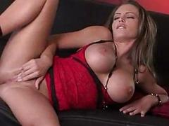 Jenna Presley seducing